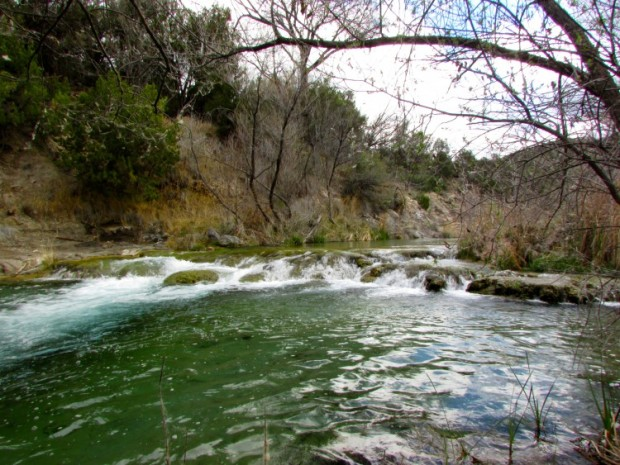 Fossil Creek River
